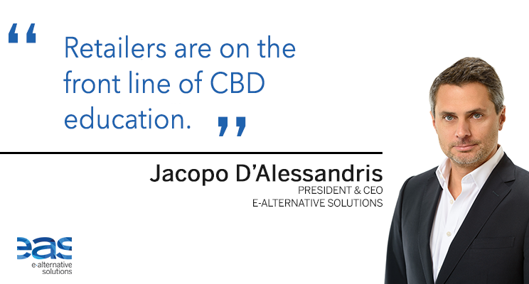 CBD 101: How Retailers Can Educate Adult Shoppers at POS